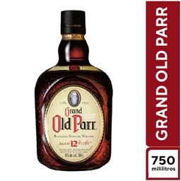 Old Parr 12 Años 750 ml