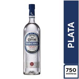 Jose Cuervo Tradicional Plata 750 ml