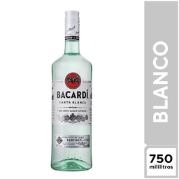 Bacardi Blanco 750 ml
