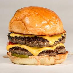 Single Burger 300 gr