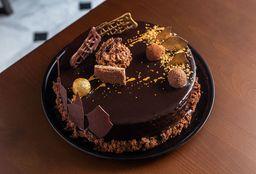 Hennessy Crepe Cake