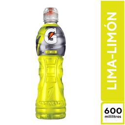 Gatorade Lima Limón 600 ml