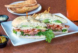 Sándwich Fridays California