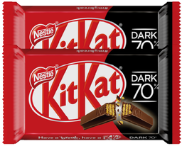 Pack Kit Kat Kit Dark