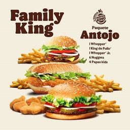 Family King Antojo