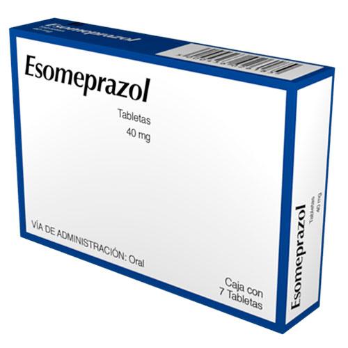 Comprar Esomeprazol 40 Mg