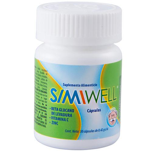 Comprar Simiwell Betag/vit C/zinc