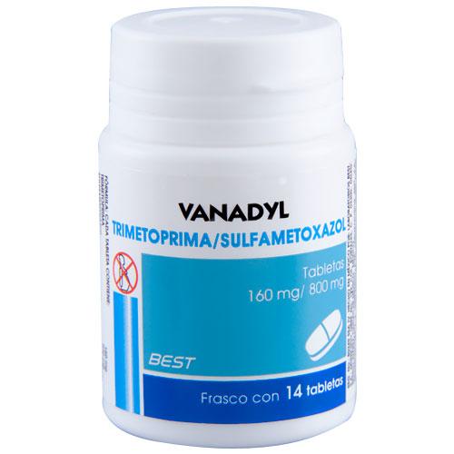 Comprar Vanadyl (160 Mg/ 800 Mg)