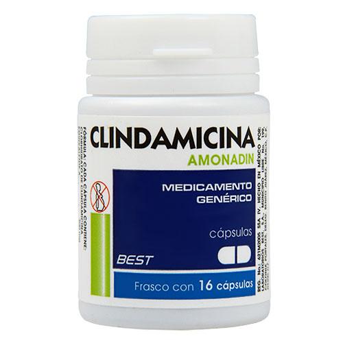 Comprar Amonadin Frasco Con (300 Mg)