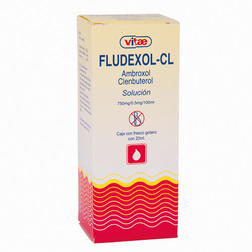 Comprar Ambroxol/clembuterol Gts