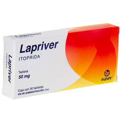 Comprar Lapriver Itoprida (50 mg)