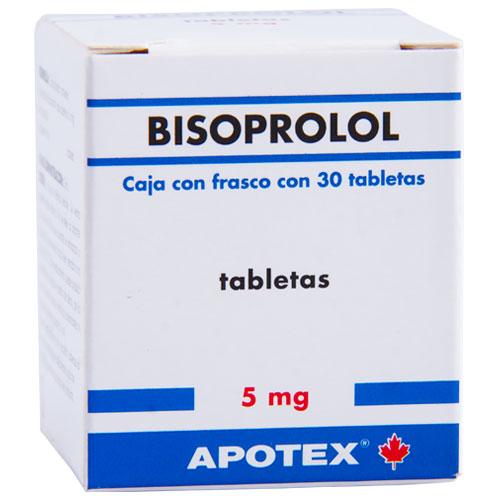 Comprar Bisoprolol (5 Mg)