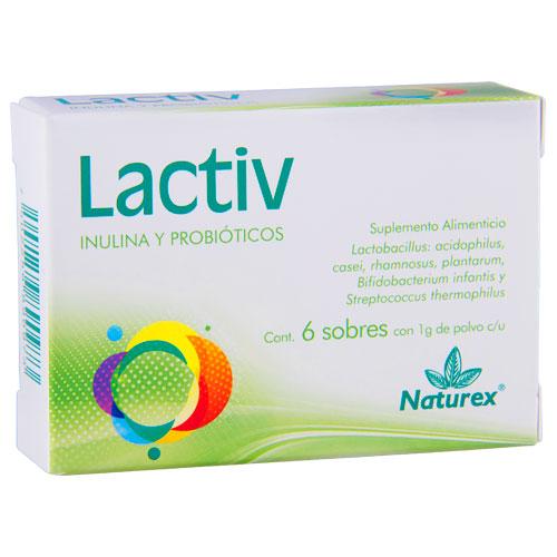 Comprar Probioticos 6 Lactobac 6sobres