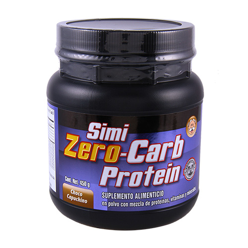 Comprar Zero Carb Suplemento Alimenticio Simi Protein Choco Capuch