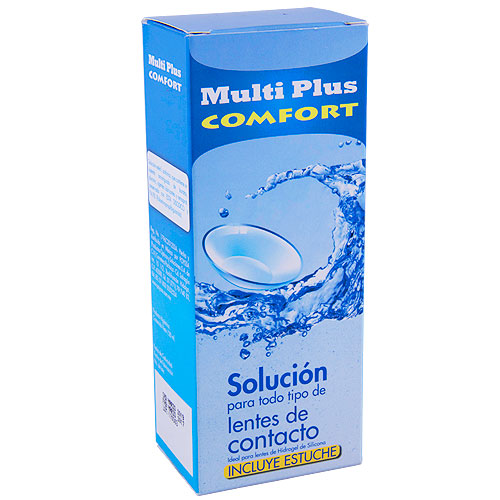Comprar Multiplus Comfort solución oftalmica
