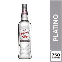 Matusalem Platíno 750 ml