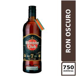 Havana 7 Años 750 ml
