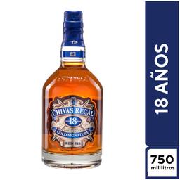 Chivas Regal 18 Años 750 ml