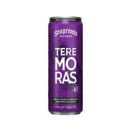 Cooler Seagrams Tres Moras