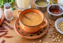 Sopa Frijoles Charros