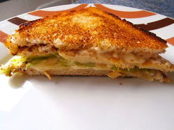 Sandwich de pechuga