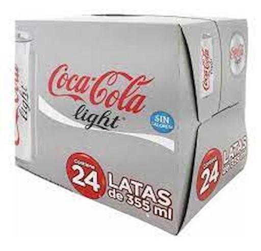 Coca-Cola Light Refresco