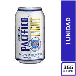 Pacífico  Light 355 ml