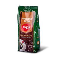 Café Molido Descafeinado Vips