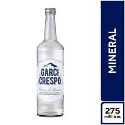 Garci Crespo Mineral 275 ml