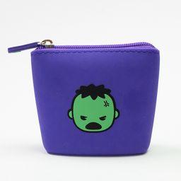 Monedero de Hulk Multicolor
