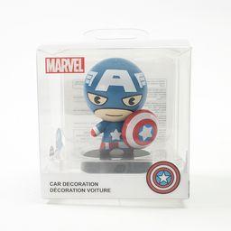 Adorno Para Auto Capitán América Multicolor