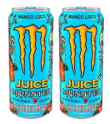 Monster bebida energizante mango loco