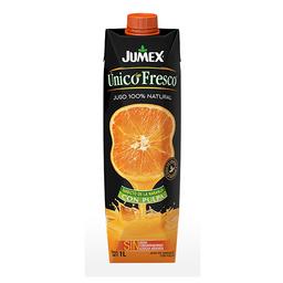 4x3 Jugo Jumex Unico Fresco Naranja 1 L