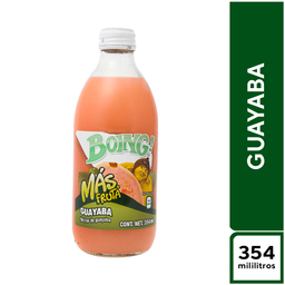 Boing Guayaba 354 ml