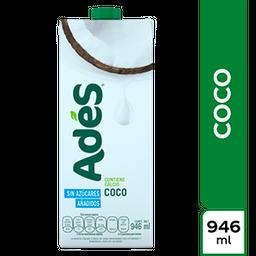 Ades Bebida a Base de Coco Sin Azúcar