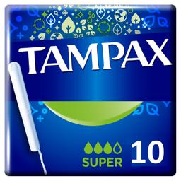 Tampax Tampón Super
