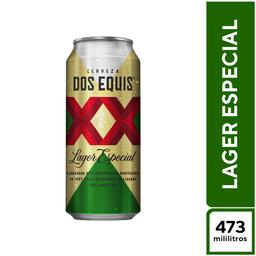 XX Lager Cerveza 473 ml