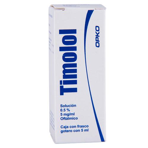 Comprar Farmacias De Similares Timolol 5.0mg/ml Sol