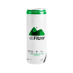 Fitzer Hard Seltzer Citricos