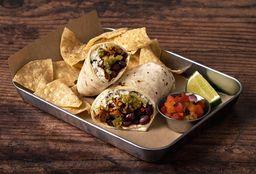 Burrito Campechano