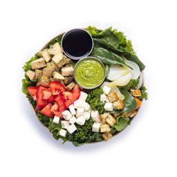 Kale Pesto Caprese