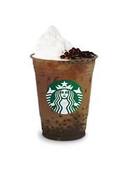 Mocha Coffee Sphere Frappuccino