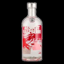 Vodka Absolut Rasberry Botella 750 mL