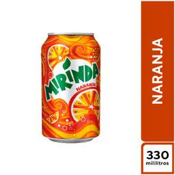 Mirinda Naranja 330 ml