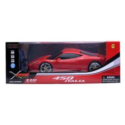 Carro Xq Control Remoto Ferrari