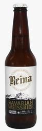 Cerveza Reina 355 ml Bavarian Weissbier