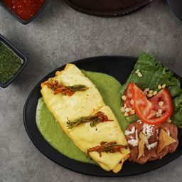 Omelette Xóchitl