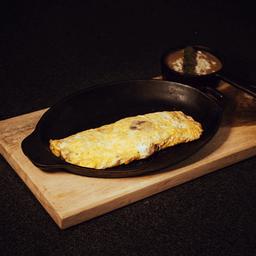 Omelette Francés