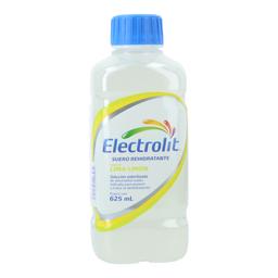 Suero Rehidratante Electrolit Lima-limón Botella