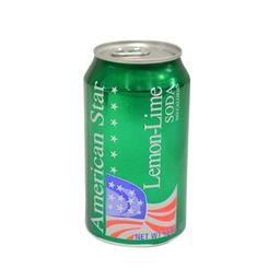 Soda American Stars Limon 355 mL